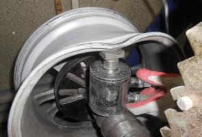 Правка и ремонт дисков
